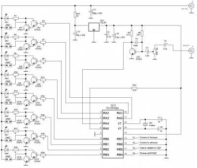 PIC микроконтроллер