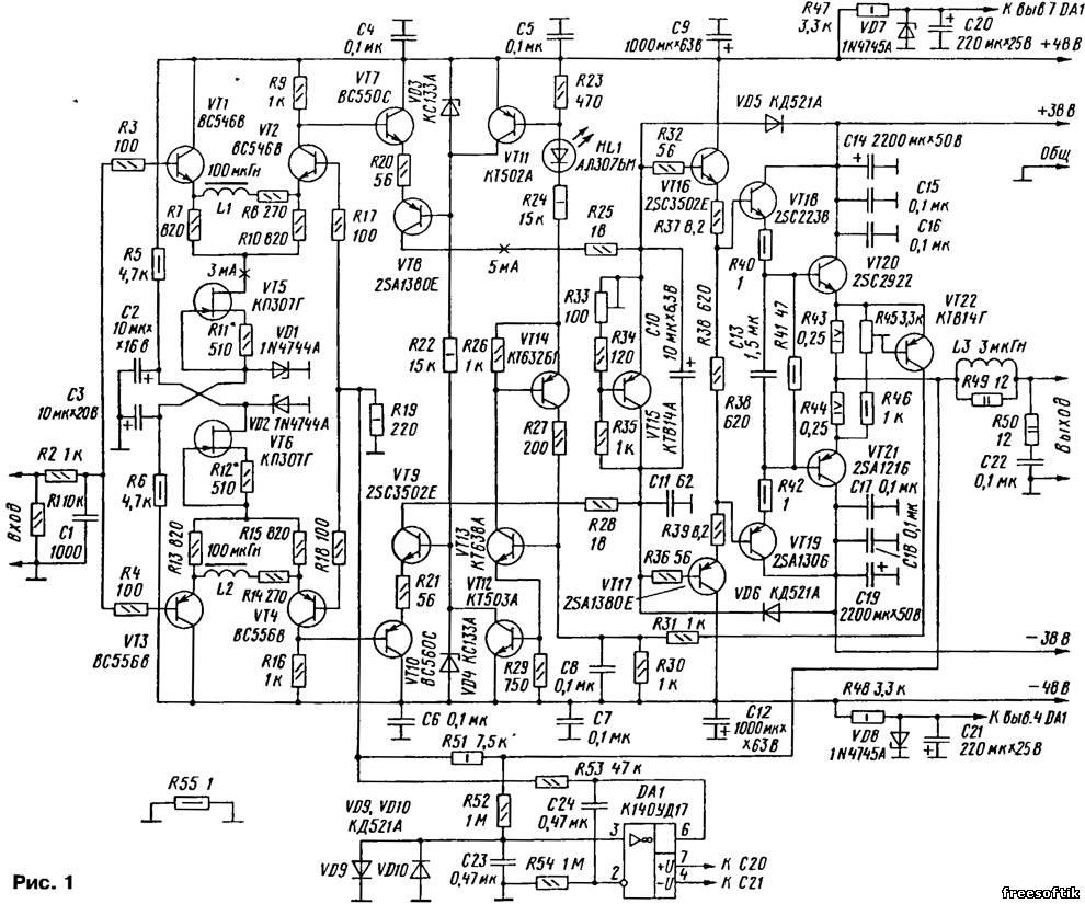 Схема эленберг нт-410